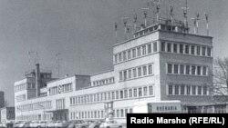 """Германи -- """"Маршо"""" Радионан дуьххьара гIишло, Мюнхен,1953"""