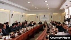 Inagurimi i Këshillit Kundër Korrupsionit
