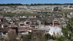 Бахчисарай: город, который снится. Интервью с Ахтемом Чийгозом