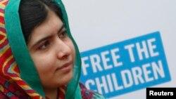Malala Yousafzai,Nobel sülh mükafatıçısı