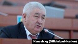 Зарылбек Рысалиев