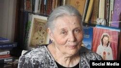 Мая Кляшторная. 2017 год.