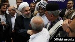 سفر روز دوشنبه حسن روحانی به خوزستان. عکس محمد برنو از سایت آفتاب