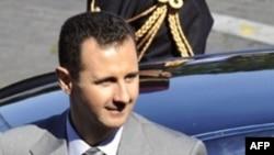 بشار اسد، رييس جمهوری سوريه، نسبت به پیامدهای حمله به ایران هشدار داده است. (عکس از: AFP )