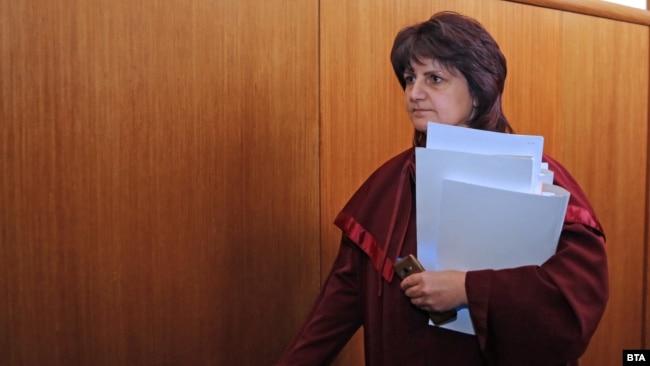 Прокурор Росица Славова
