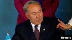 Ղազախստանի նախագահ Նուրսուլթան Նազարբաև, արխիվ