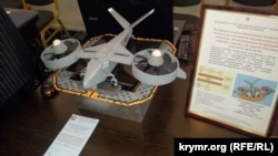 Открытие салона изобретений в Севастополе