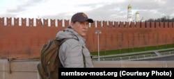Иван Скрипниченко на дежурстве