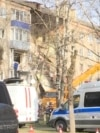 Deadly Gas Explosion Hits Russian Apartment Block GRAB 1