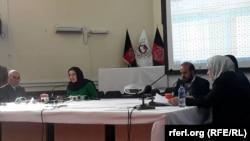 ავღანეთის დამოუკიდებელი საარჩევნო კომისიის სხდომა