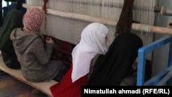آرشیف، دختران قالینباف افغان