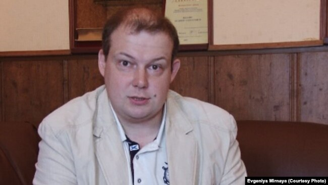 """Генеральный директор ИА """"Орловский новости"""" Андрей Мазов"""