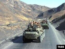 Радянські війська на півночі Афганістану, 1988 рік