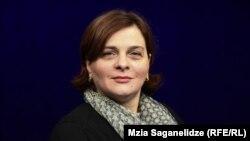მაია ქარდავა, ICRC-ს საქართველოს წარმომადგენლობის კომუნიკაციის დეპარტამენტის ხელმძღვანელი