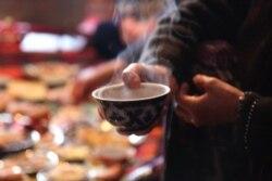 Көк чай эс-тутумду жакшыртат