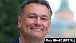 Илко Чоркович, мэр Борихольма, бывший беженец из Боснии