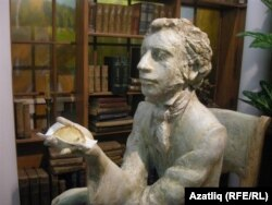 Пушкин кулына кемдер өчпочмак куеп киткән