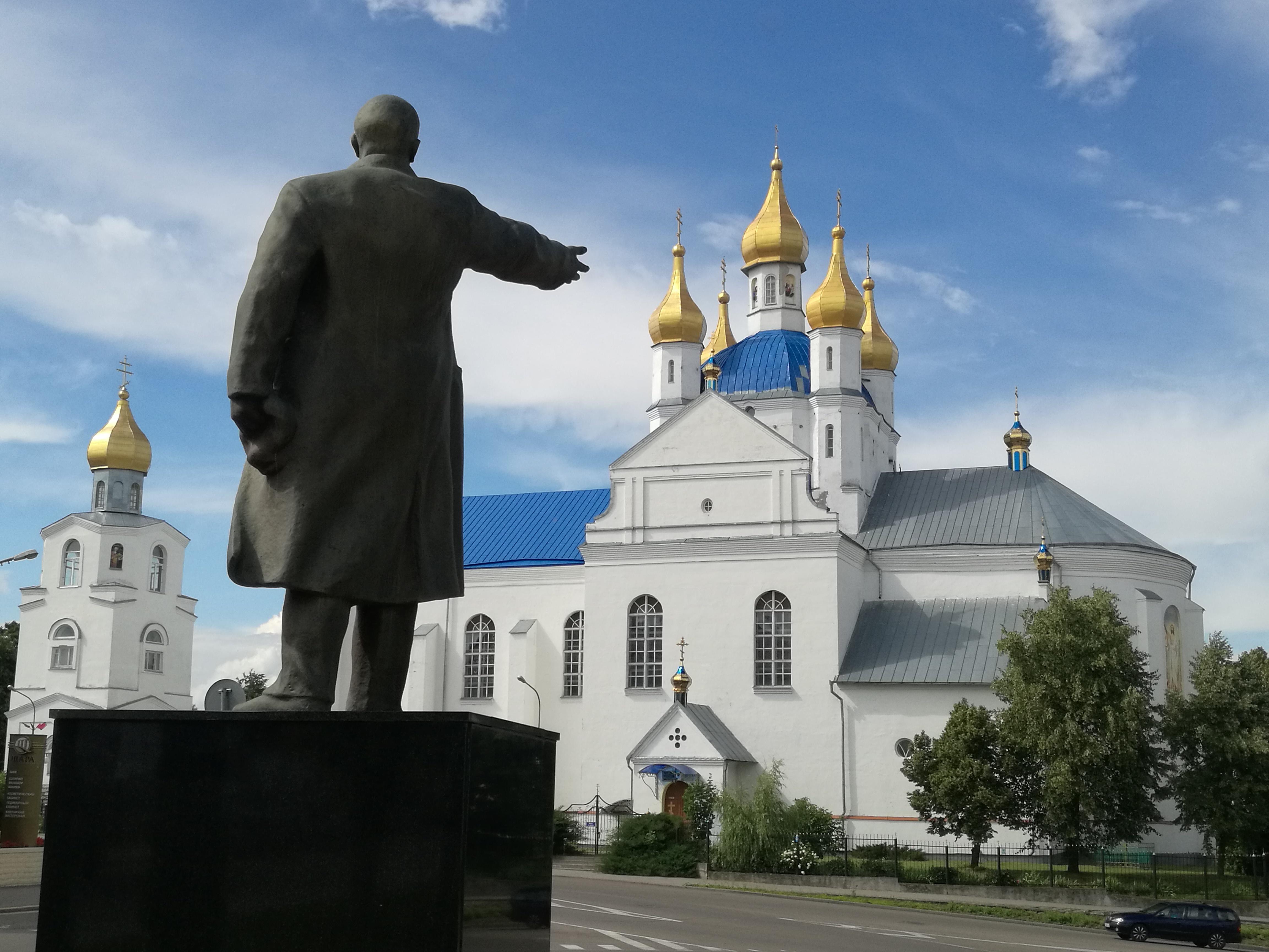 Як у савецкі час называлася магістральная вуліца Ружанская ў Слоніме?