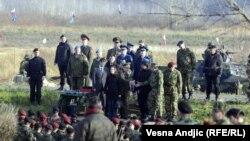 Prva vojna vežba Srbije i Rusije