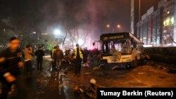Терористички напад во Анкара на 13 март