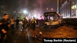 Nedavni napad u Ankari