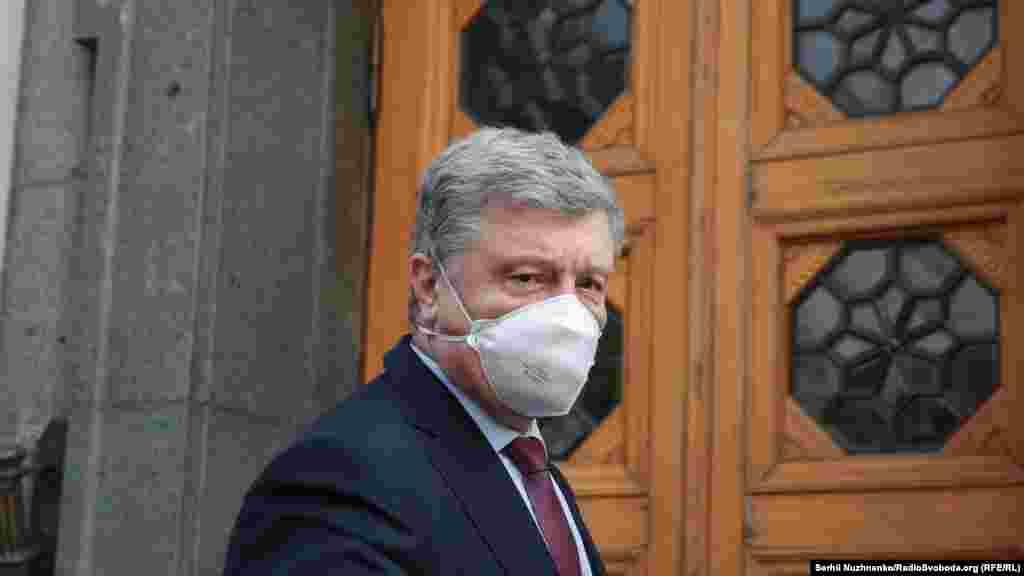 Петро Порошенко («Європейська солідарність»)