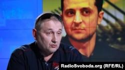 Вадим Хомаха, експерт з питань безпеки