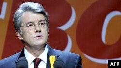 Ukrainian President Viktor Yushchenko