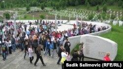 Posjeta Memorijalnom centru Potočari