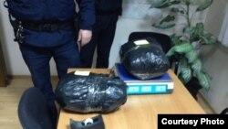 Narkotikët e konfiskuar në Vërmicë