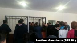 Суд над членами движения «Таблиги жамаат». Астана, 2016 год.