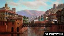 Тифлис. Авлабарский мост