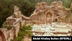 بقايا مدرسة قبهان الأثرية