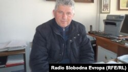 Урим Крка, директор на гимназијата Ибраим Темо во Струга.