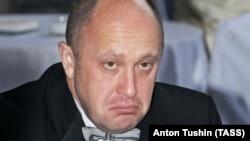 """Евгений Пригожин, ресторатор и руководитель """"фабрики троллей"""""""