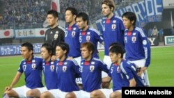 Futbol bo'yicha Yaponiya milliy terma jamoasi