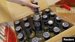 Oko 15.000tona različitih artikala koji uđu na Kosovo su ruski proizvodi, među kojim je i votka