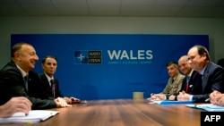 4 сентября. Саммит в Уэльсе