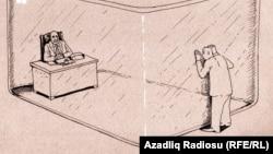 Şəffaflıq. Karikatura