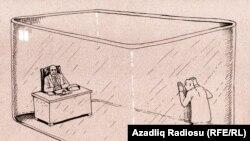 Azərbaycan [Pəşid Şerifin karikaturası]