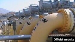 پالایشگاه گاز فجر جم در استان بوشهر