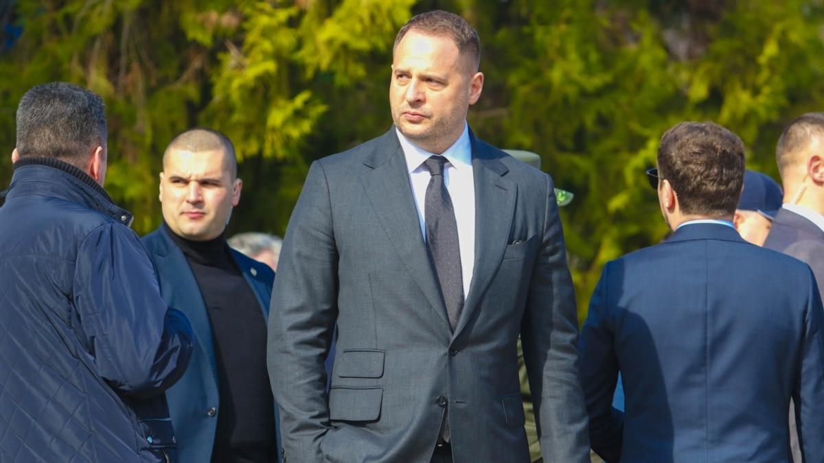 Консультационный совет Донбасса. Зачем Ермак встречался с Казаком?