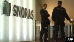 Крупнейшие акционеры литовского банка Snoras обвиняются в мошенничестве в особо крупном размере