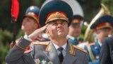 Liderul administrației separatiste de la Tiraspol, Vadim Krasnoselski, 9 mai 2018