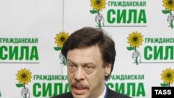 Пресс-конференция лидеров партии «Гражданская сила» чуть не сорвалась из-за отсутствия журналистов