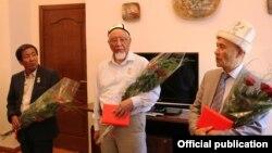 Фото пресс-службы Министерства культуры, информации и туризма КР.