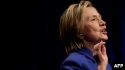 Хиллари Клинтон, 16 ноября 2016 года.