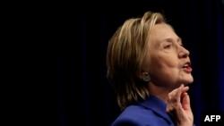 Хиллари Клинтон, 16 ноября 2016 года