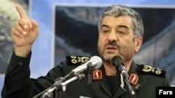 محمدعلی جعفری، فرمانده سپاه پاسداران انقلاب اسلامی