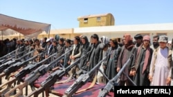 According to the UN report, the Pakistani group known as the Tehreek-e-Taliban has linked up with the Afghan-based affiliate of the Islamic State extremist group, which has its headquarters in eastern Afghanistan. (file photo)